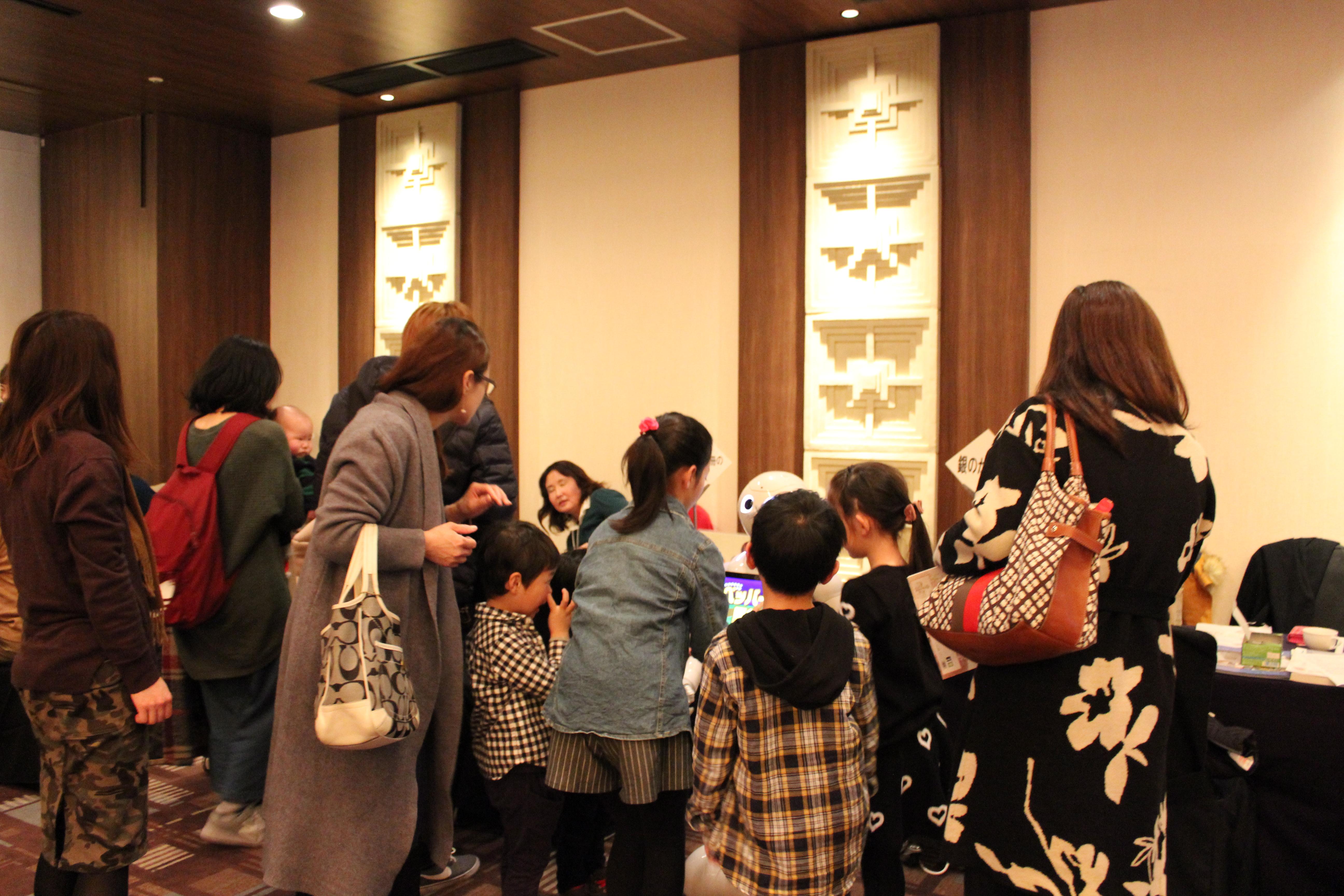 ホテル国際21のウェディングイベントに参加しました