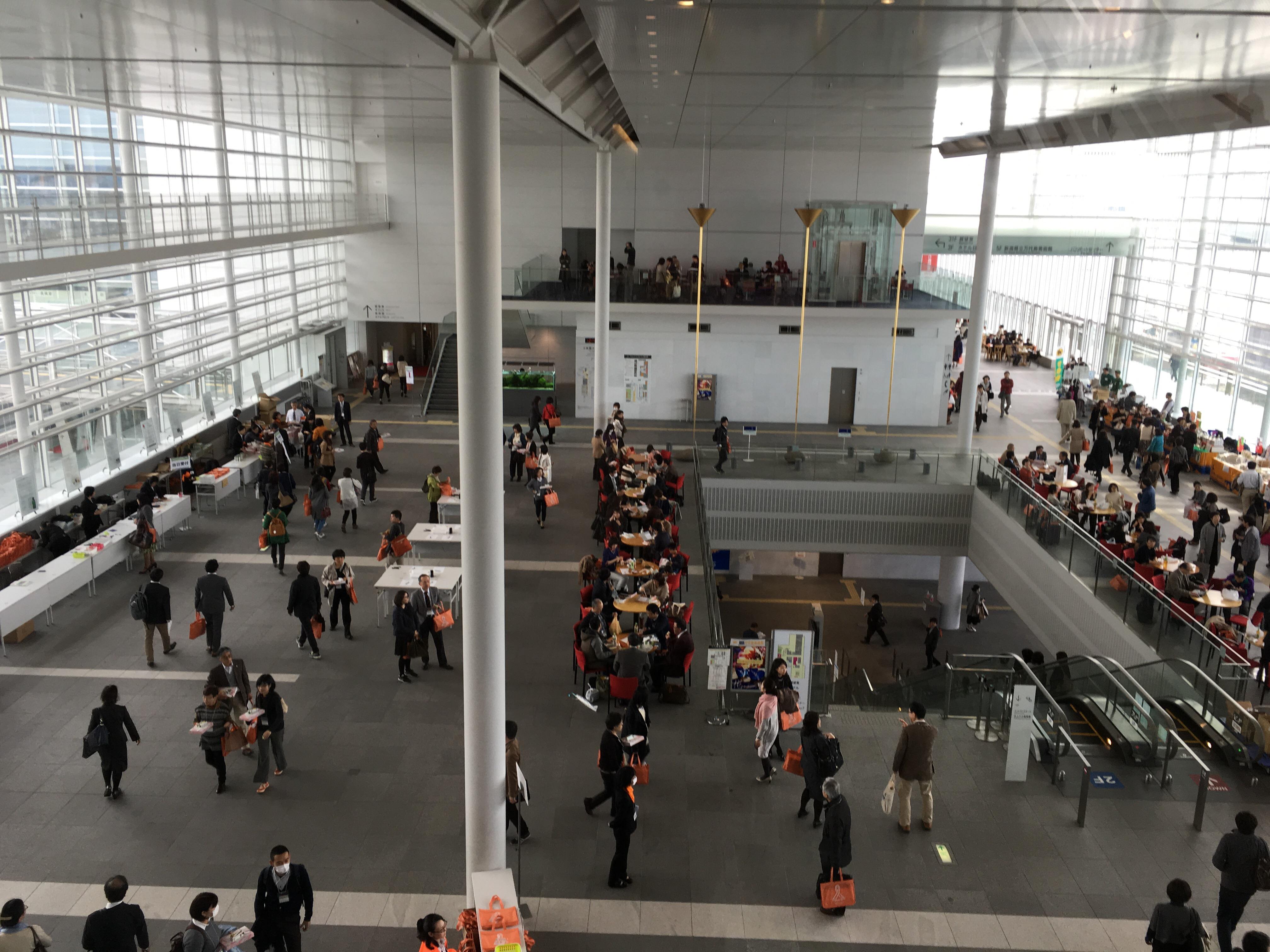 日本子ども虐待防止学会で発表 新潟