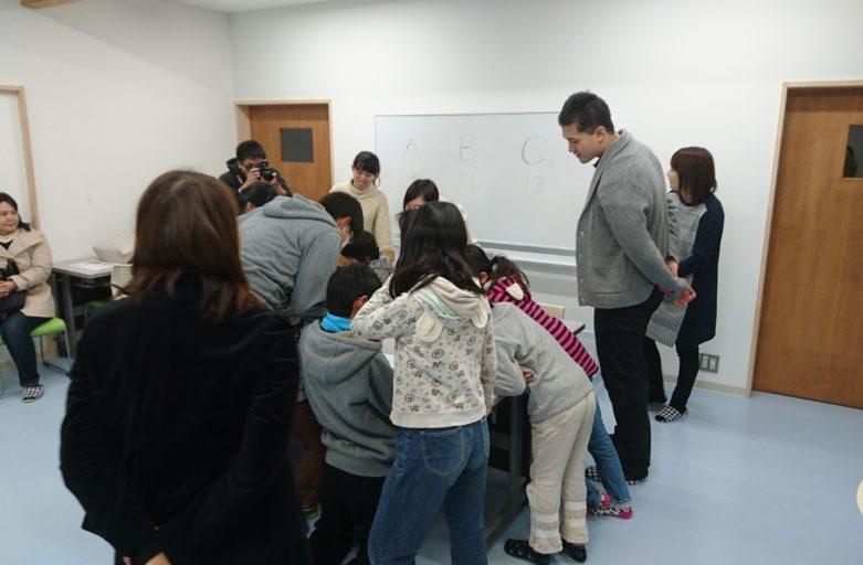 長野と東京のボランティア交流会