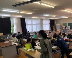 松本県ヶ丘高校 探求科1年生ガイダンス